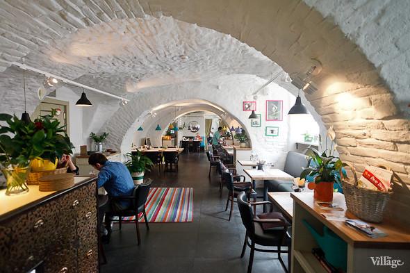 Новое место (Петербург): Кафе-бар Leica. Изображение № 2.