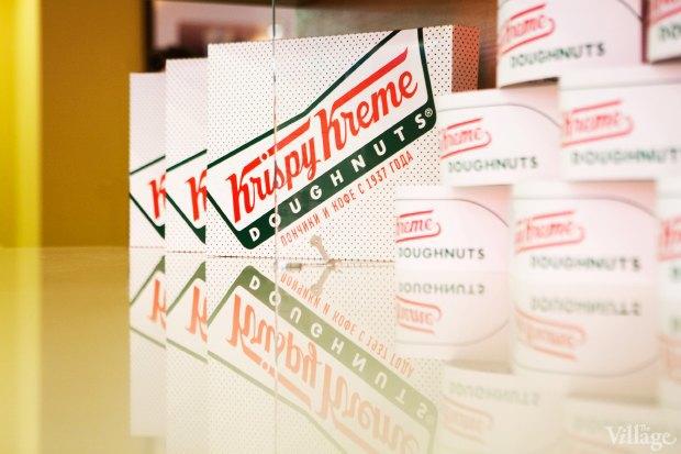 Пончиковая Krispy Kreme. Изображение № 13.