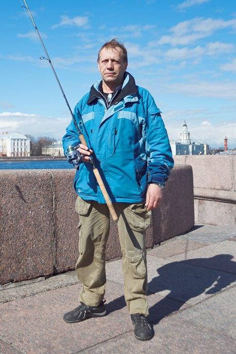 Люди в городе: Рыбаки Петербурга. Изображение № 22.