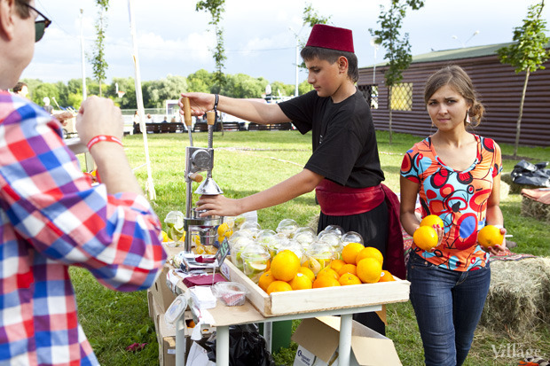 Полевая кухня: Уличная еда на примере Пикника «Афиши». Изображение № 87.