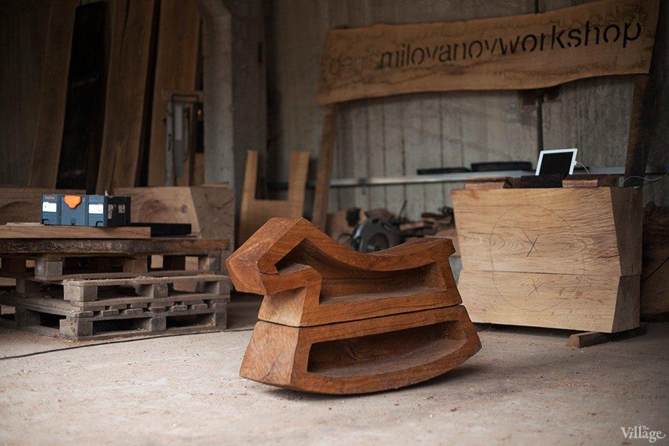 Личный опыт: Сменить Сретенку на работу мебельщика вПавловском Посаде. Изображение № 20.