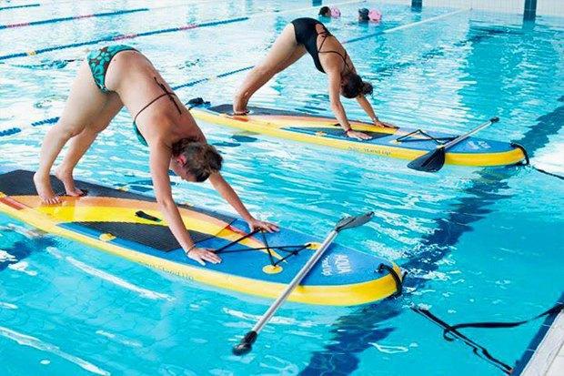 Акройога, сайклинг, аквастендап: 7нескучных спортивных тренировок наканикулы. Изображение № 6.