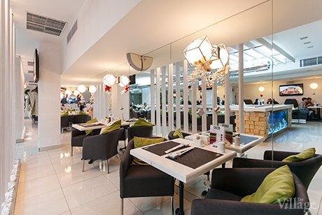 На Крещатике открылся ресторан с суши-конвейером. Изображение № 4.