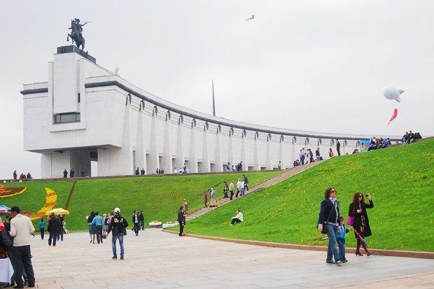 Планы налето: Московские парки. Изображение № 13.