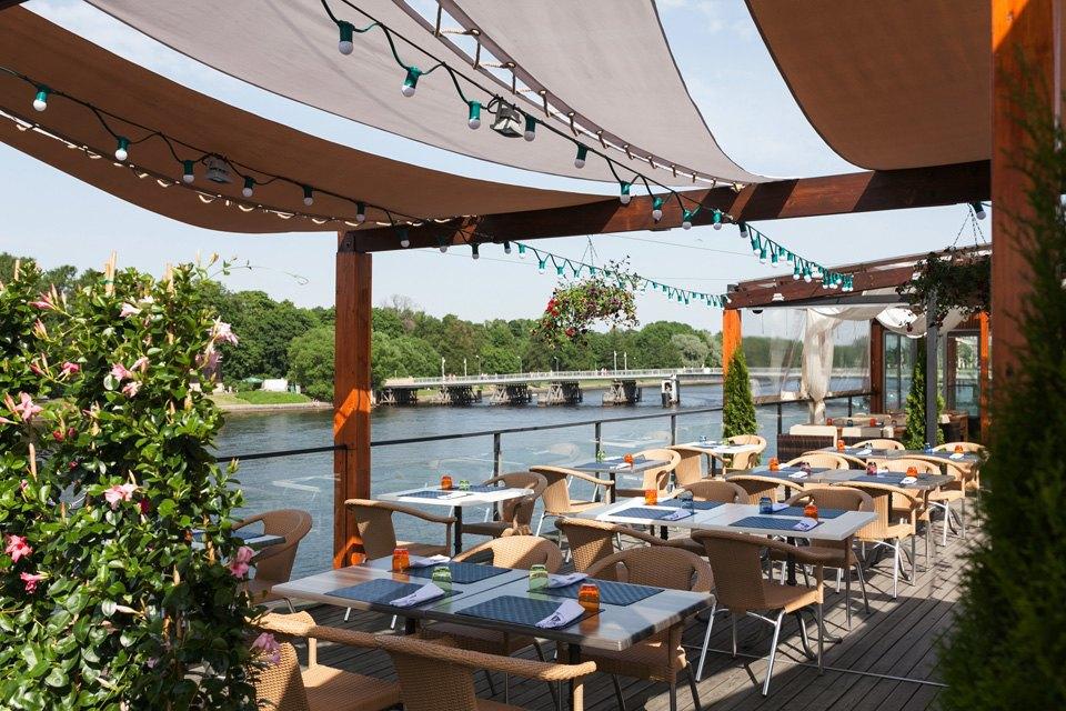 Ресторан на воде «Елагин» . Изображение № 7.