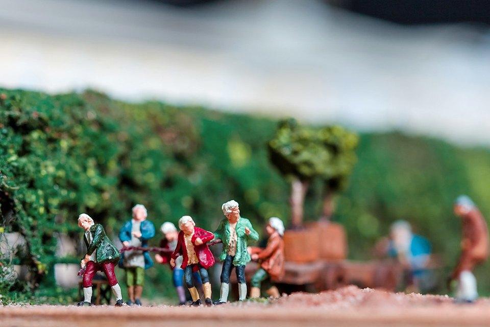 Как строят макет исторического Петербурга. Изображение № 4.