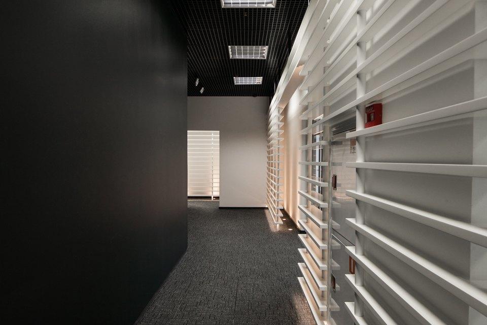 Офис ломоперерабатывающего предприятия «Мера». Изображение № 6.