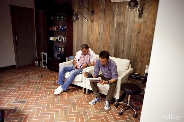 Новое место: Mr. Right Barbershop. Изображение № 2.