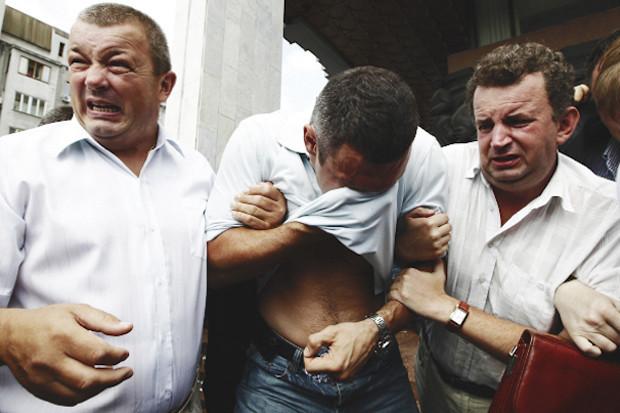Copwatch: Действия милиции возле «Украинского дома». Зображення № 39.