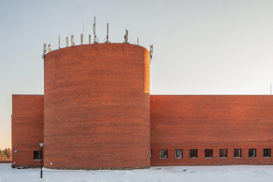 Архитектор Михаил Князев — оПалеонтологическом музее . Изображение № 10.