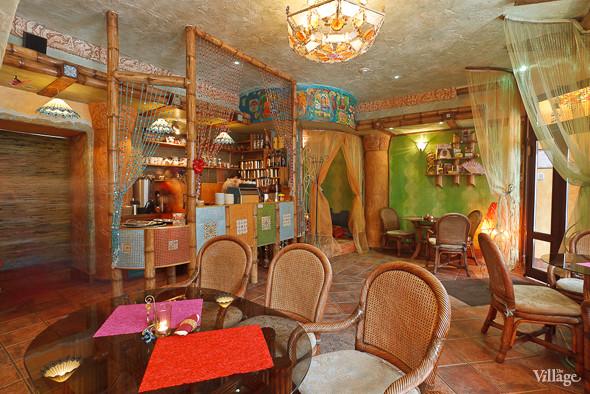 Новое место (Петербург): Вегетарианская кофейня «Фрида». Изображение № 3.
