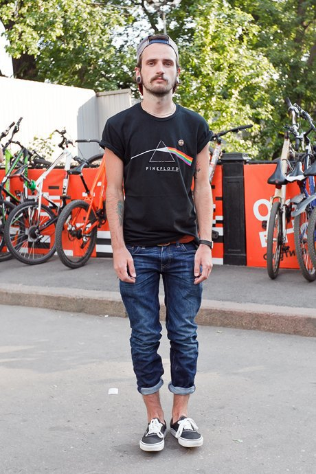 Люди в городе: Участники фестиваля «За велогород». Изображение № 40.