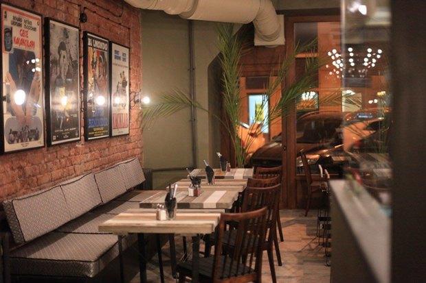 НаСтремянной открылось кафе Beirut свосточной кухней. Изображение № 5.