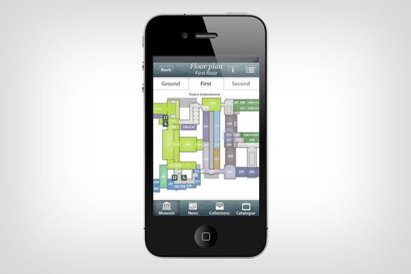 У Эрмитажа появилось iPhone-приложение. Изображение № 7.