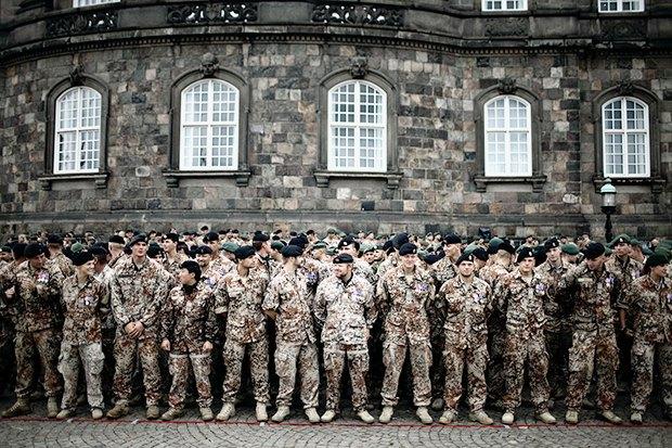 Как у них: Жители Израиля, Дании, Германии, Греции, США — о службе в армии. Изображение № 19.