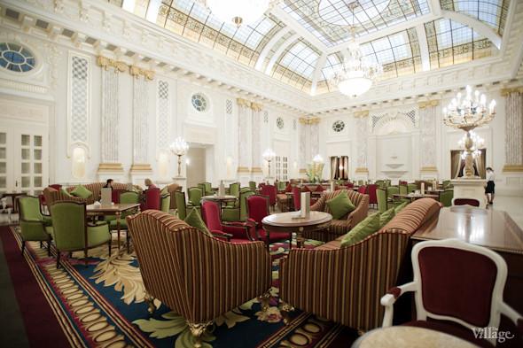 В Киеве открыли еще один пятизвездочный отель. Зображення № 17.