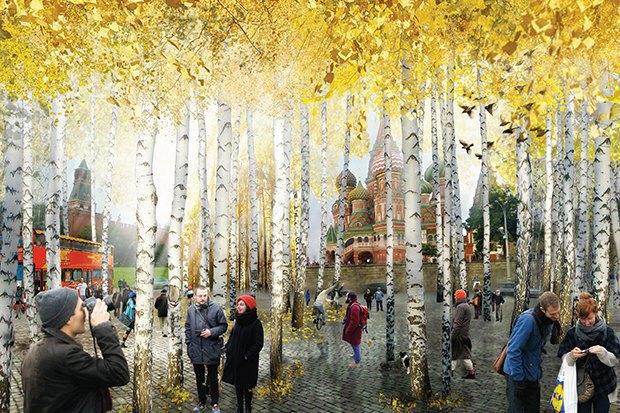 Итоги недели: Концепция парка «Зарядье», штрафы за курение и каток в парке Горького. Изображение № 2.