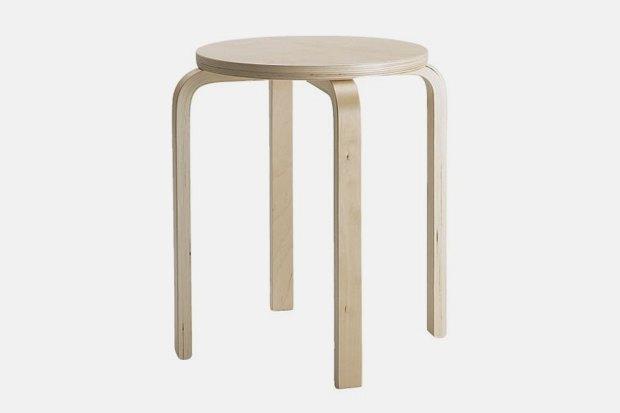 Табурет IKEA «Фроста» 349 рублей. Изображение № 7.