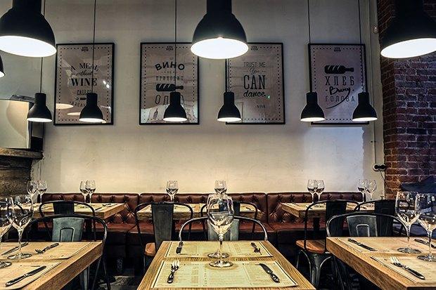 Винный бар «Хлеб и вино». Изображение № 24.