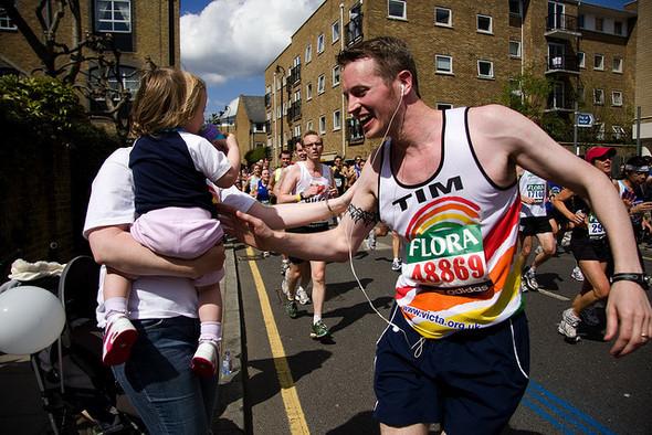 Иностранный опыт: 5 городских марафонов. Изображение № 9.