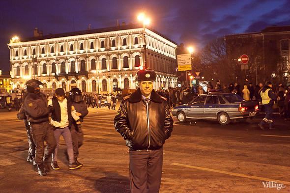 Фоторепортаж: Митинг 5 марта на Исаакиевской площади. Изображение № 38.