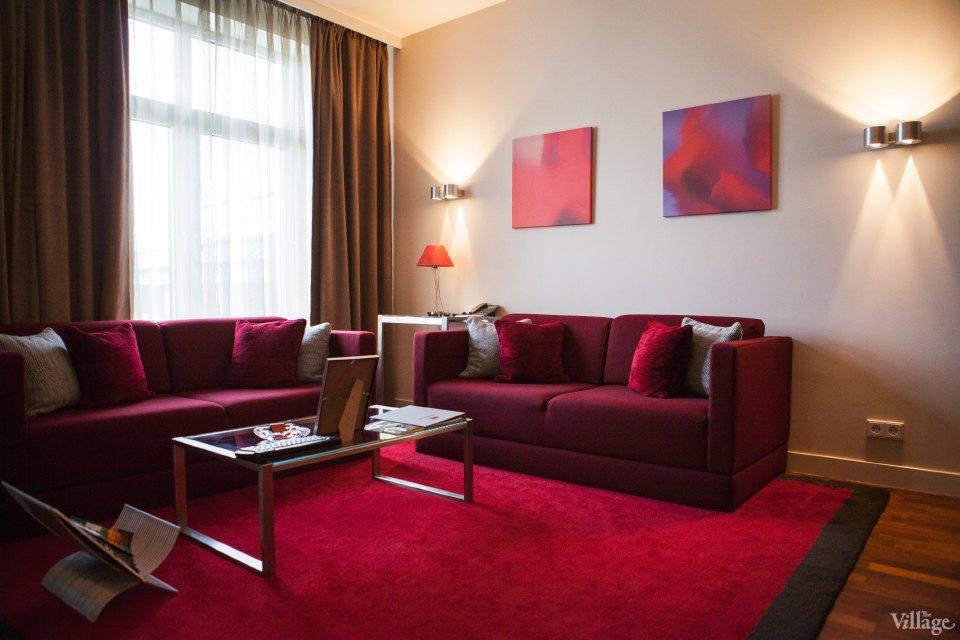 Интерьер недели (Москва): Mamaison All-Suites Spa Hotel Pokrovka. Изображение № 22.