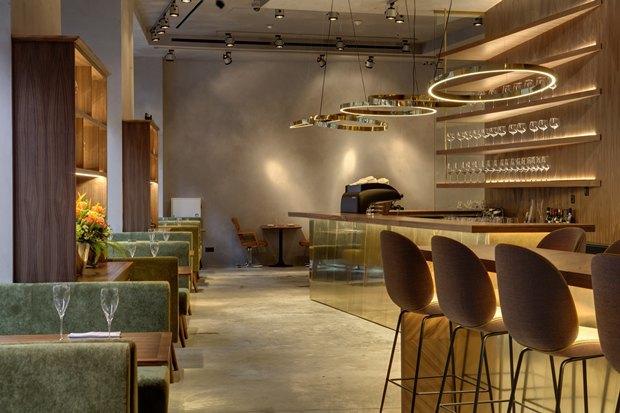 В «ДЛТ» открылся ресторан UNA. Изображение № 2.