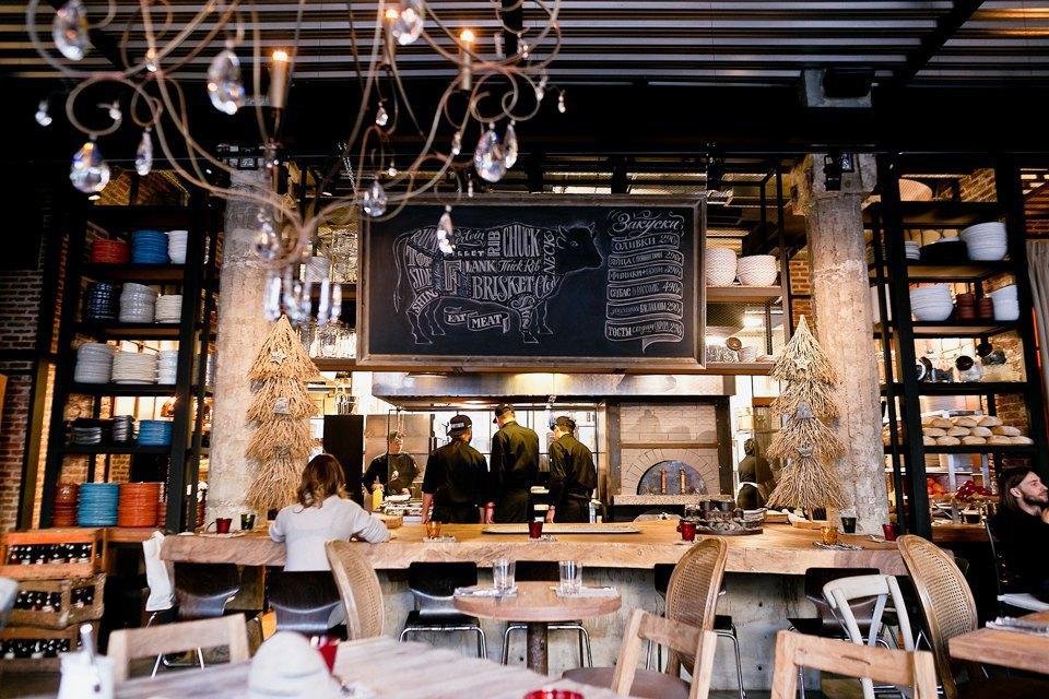 Ресторан Lesartists. Изображение № 8.