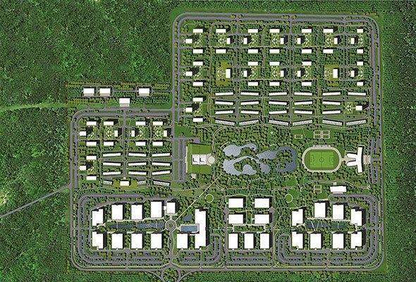 Осенью начнут строить инновационный парк Bionic Hill. Зображення № 1.