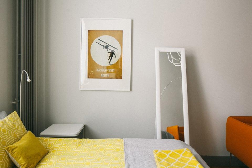 Апартаменты петербургского хостела Chao, Mama. Изображение № 7.