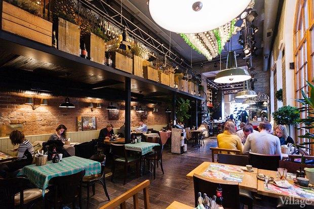 Новое место: Ресторан «Марчелли's» на Невском . Изображение № 10.