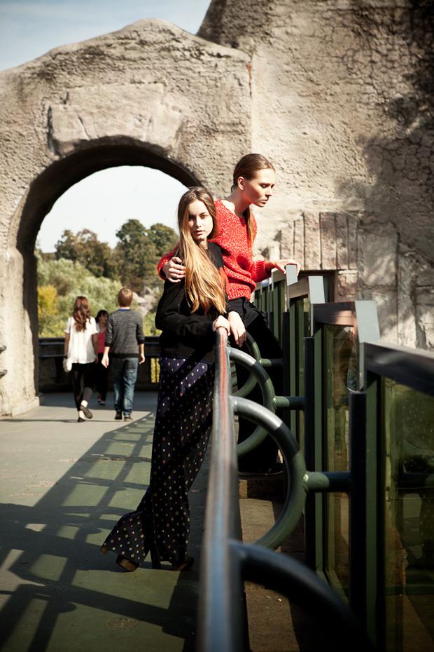 Cъёмка: Осень в зоопарке. Изображение №2.