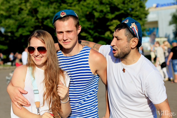 Люди в городе: Как отмечали День ВДВ в парке Горького. Изображение № 21.