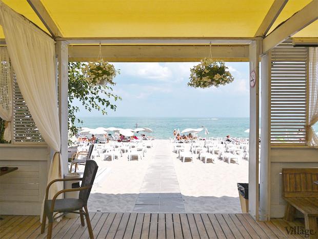 На песке: 5 пляжных клубов Одессы. Зображення № 44.