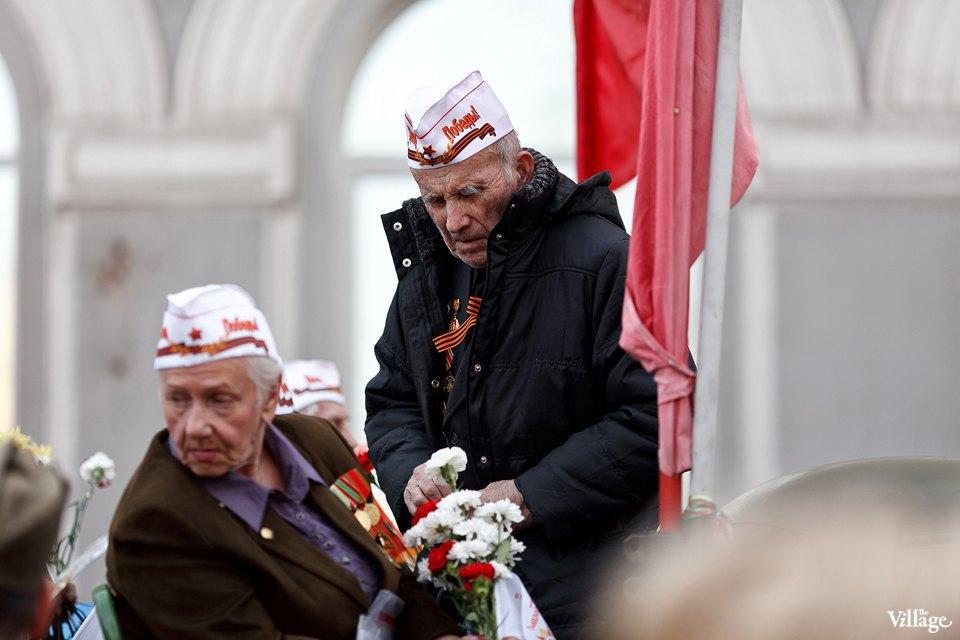 Фоторепортаж: День Победы в Петербурге. Изображение № 20.