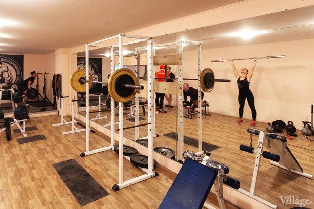 На районе: Как открыть тренажёрный зал для вегетарианцев в подвале на «Новочеркасской». Изображение № 6.