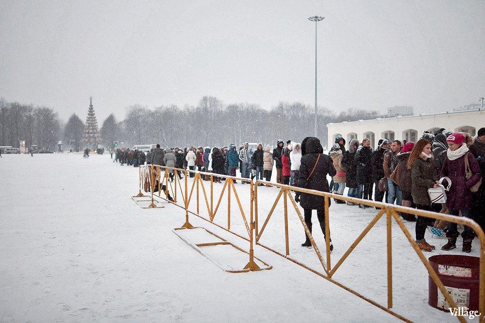 Люди в городе: Посетители концерта Lady Gaga в Москве и Петербурге. Изображение № 5.