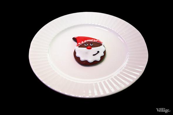 Сезонное меню: 13 новогодних и рождественских десертов в ресторанах Петербурга. Изображение № 21.