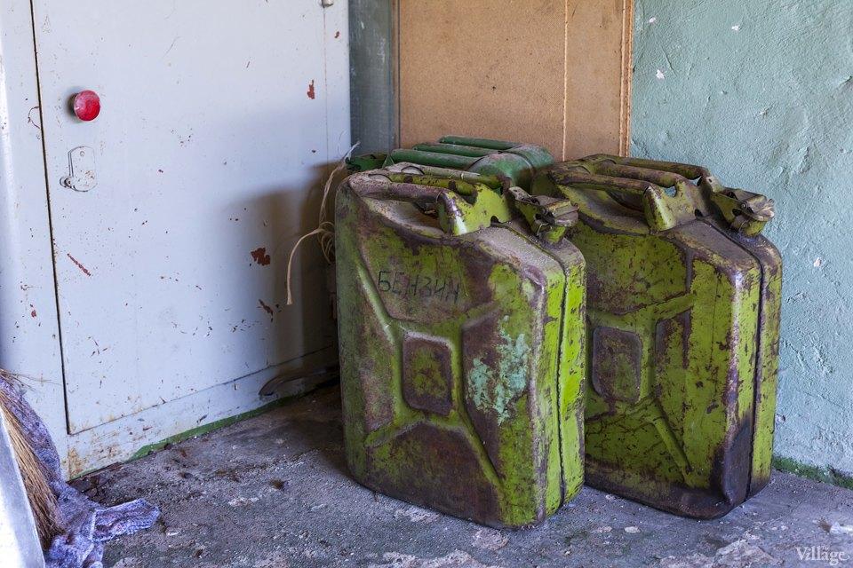 Сделай хлам: Что горожане хранят в гаражах. Изображение № 31.