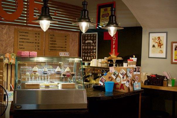 На Короленко открылась кофейня «Кофейный боб» . Изображение № 1.