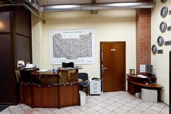 Офис недели (Петербург): DataArt. Изображение № 35.