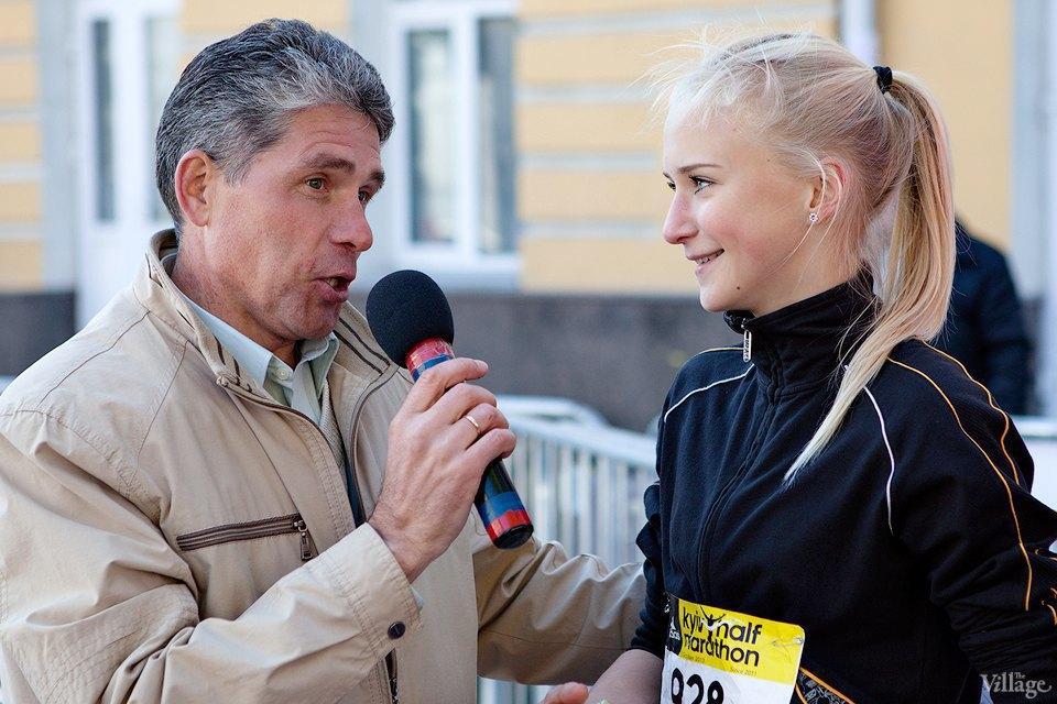 Люди в городе: Призёры и простые участники — о Киевском полумарафоне. Изображение № 8.