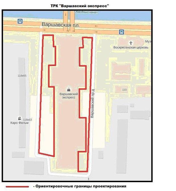 В Петербурге хотят построить четыре подземных паркинга. Изображение № 2.