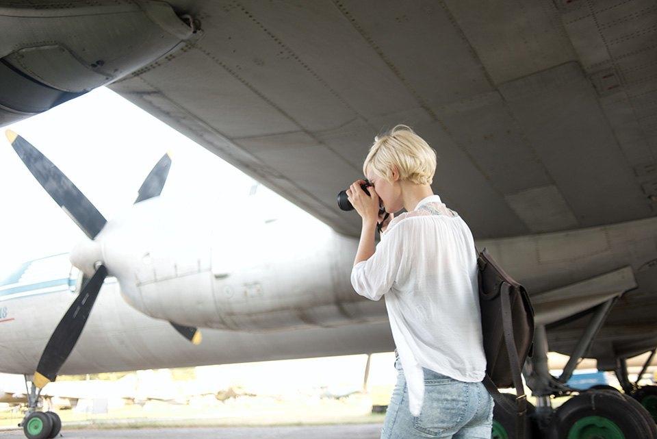 Фотосъёмка в Музее авиации. Изображение № 23.