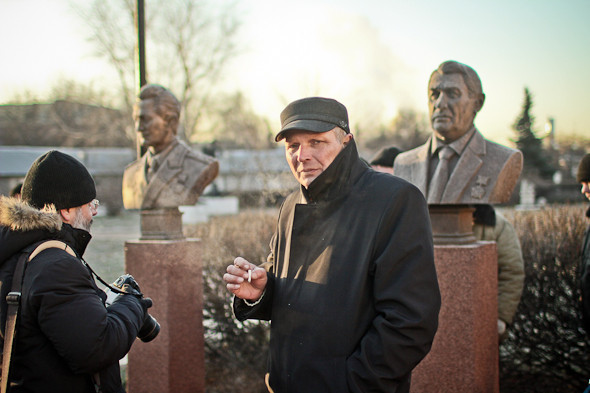 Падение кумиров: В парке «Музеон» демонтировали незаконные памятники. Изображение № 13.