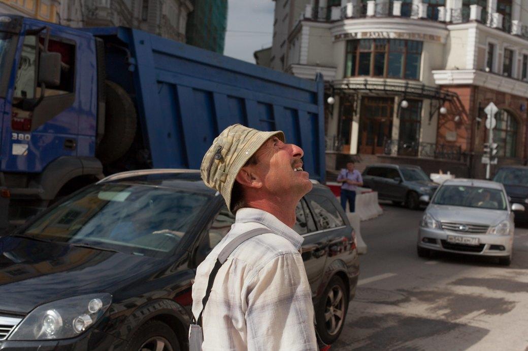 Её раскопали: Пешеходные улицы Москвы за месяц до открытия. Изображение № 15.