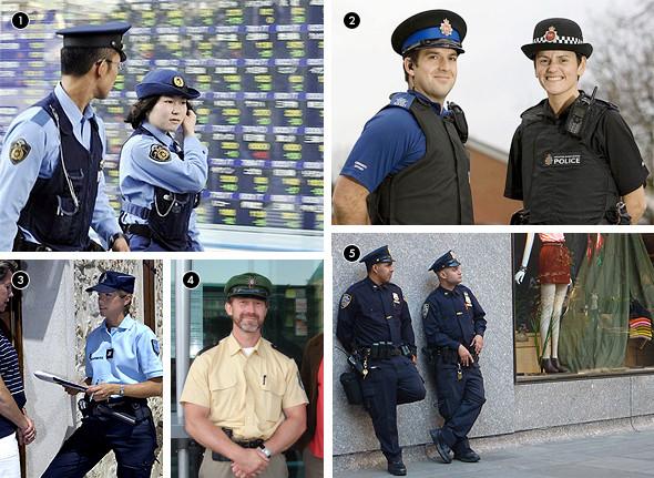 Изображение 5. Модный приговор: российские дизайнеры о новой форме полиции.. Изображение № 8.