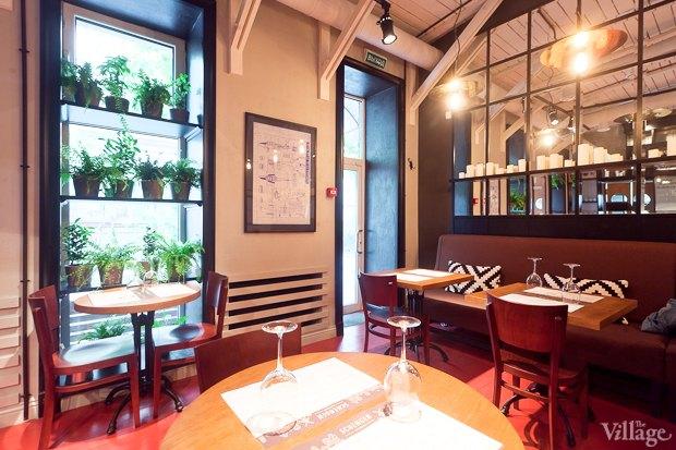 Новое место: Ресторан Schengen. Изображение № 5.