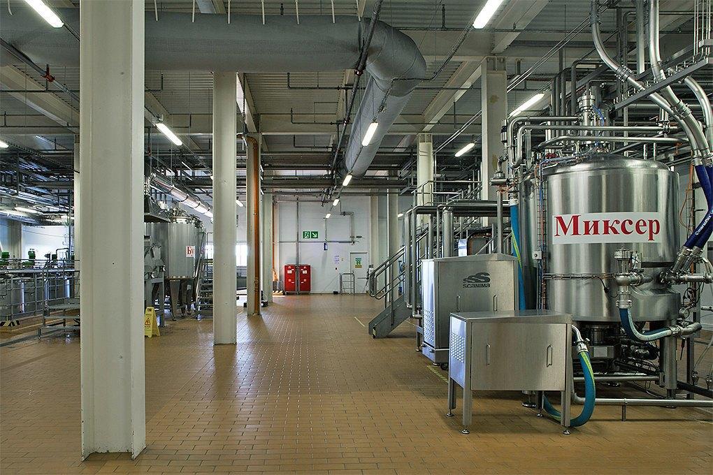 Производственный процесс: Как делают мороженое. Изображение № 9.
