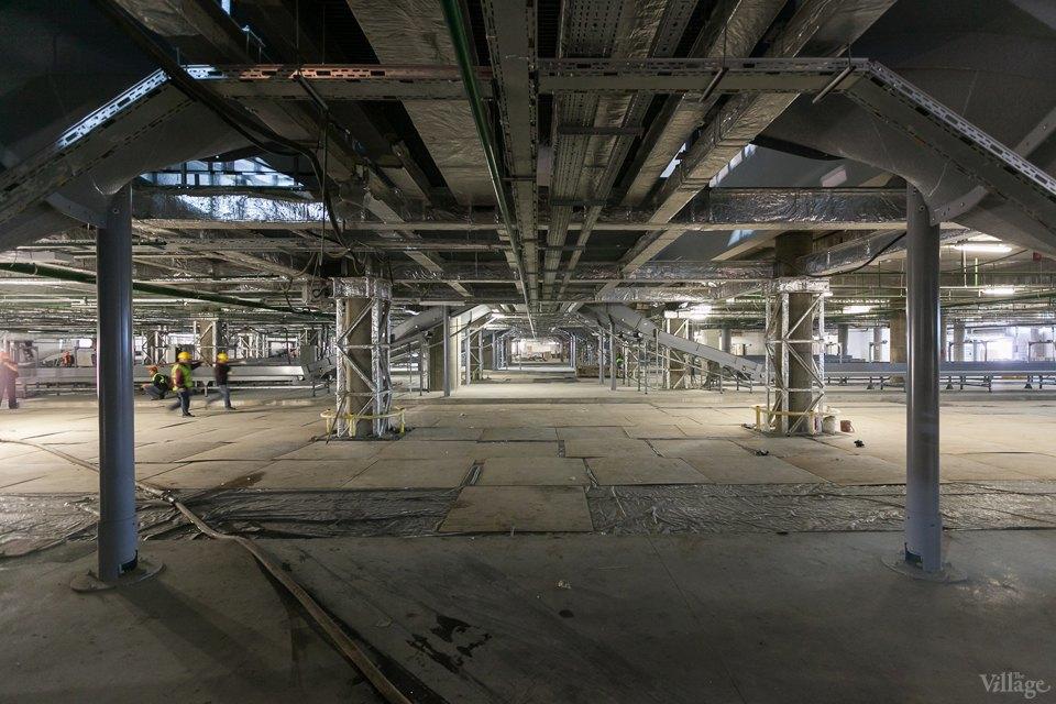 Фоторепортаж: Новый аэропорт изнутри. Изображение № 12.